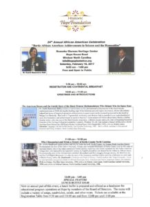 24th Annual African American Celebration