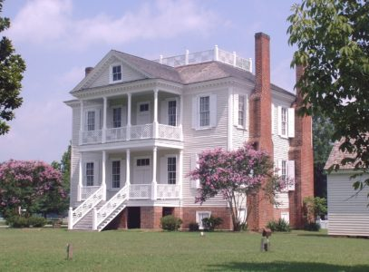 Hope Plantation | home of former NC Gov  David Stone in