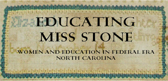 Educating Miss Stone Logo