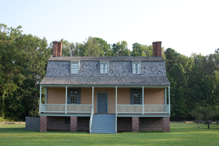 Hope Plantation King-Bazemore House